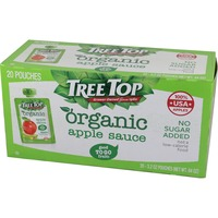 Organic Tree Top Apple Sauce