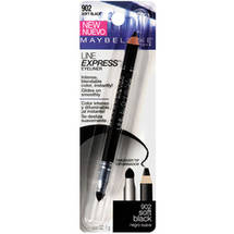 Maybelline New York Line Express Eyeliner Soft Black 902