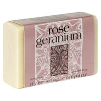 River Soap Company Rose Geranium Soap