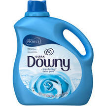 Downy Ultra Clean Breeze Liquid Fabric Softener 150 Loads