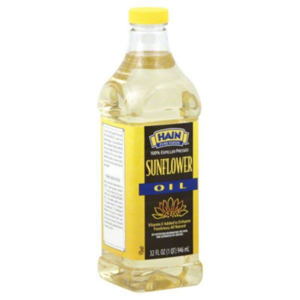 Hain Sunflower Oil