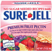 Kraft Baking & Canning Sure-Jell Fruit Pe ctin Premium