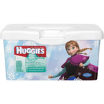 HUGGIES One & Done Refreshing Baby Wipes Pop-Up Tub