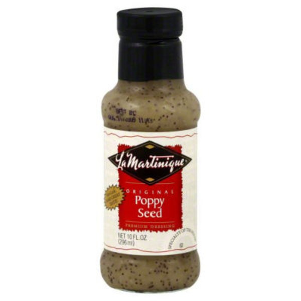 La Martinique Premium Original Poppy Seed Dressing