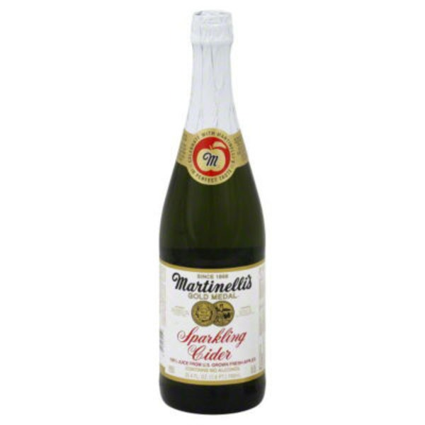 Martinelli's Gold Medal® Sparkling Apple Cider