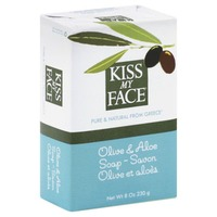 Kiss My Face Soap Olive & Aloe