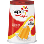 Yoplait Original Orange Creme Yogurt