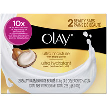 Olay Ultra Moisture Cleanser Beauty Bars Soap