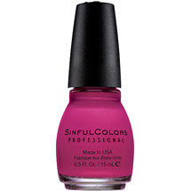 Sinful Colors Professional Nail Polish Cream Pink