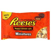 Reese's Peanut Butter Cups Miniatures Candy