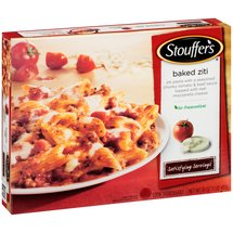 Stouffer's Satisfying Servings Baked Ziti
