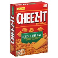 Cheez-It Reduced Fat Original Baked Snack Crackers