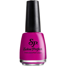 Salon Perfect Nail Lacquer 515 Plum Sorbet