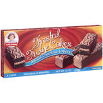 Little Debbie Snacks Frosted Fudge Cakes