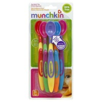 Munchkin Soft-Tip Infant Spoons - 6 CT