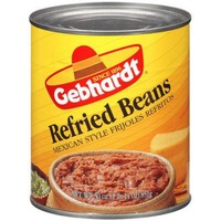 Gebhardt Mexican Style Refried Beans