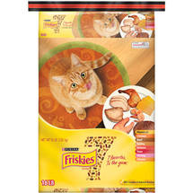 Friskies Dry Cat Food Seven