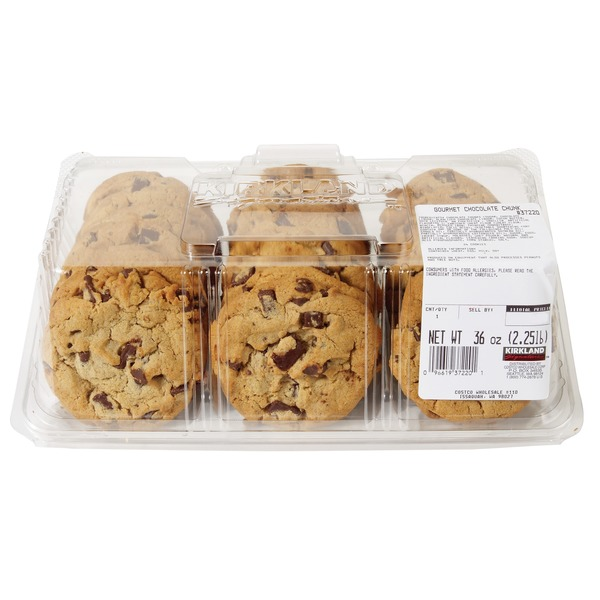 Kirkland Signature Chocolate Chip Cookies