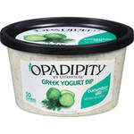 Opadipity by Litehouse Cucumber Dill Flavored Greek Yogurt Dip