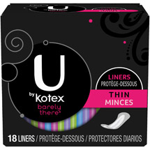 U by Kotex Barely There