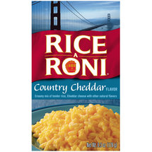 Rice-A-Roni Country Cheddar Rice Mix