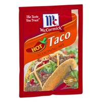 McCormick Taco Hot Seasoning Mix