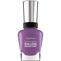 Sally Hansen Complete Salon Manicure Nail Color Grape Gatsby