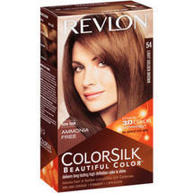 Colorsilk Beautiful Color Hair Color Kit #54 Light Golden Brown