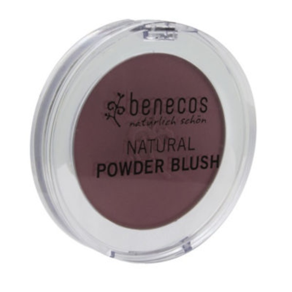 Benecos Mallow Rose Compact Powder Blush