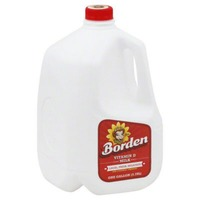 Borden Milk, Vitamin D