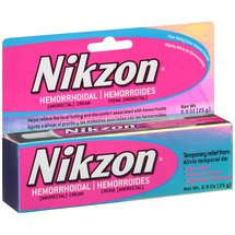 Nikzon Hemorrhoidal Cream