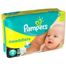 Pampers Swaddlers DiapersSize 2