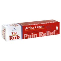 NatraBio Arnica Rub Pain Relief Cream