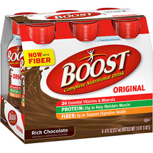 Boost Nutritional Energy Drink Chocolate