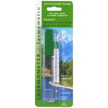 Geratherm Mercury-Free Oral Glass Thermometer