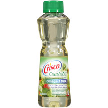 Crisco Canola Oil with Omega-3 DHA