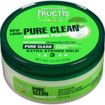 Garnier Fructis Pure Clean Paste Wax