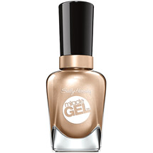 Sally Hansen Miracle Gel Nail Color Game of Chromes 0.5 fl oz