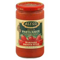 Alessi All Natural Sauce Marinara Smooth