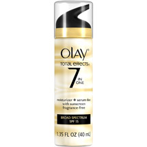 Olay Total Effects 7 in One Moisturizer   Serum Duo