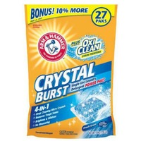 Arm & Hammer OxiClean Stain Fighters Baking Soda Freshness 2-in-1 Power Paks