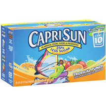 CapriSun Tropical Punch Blend Juice Drink