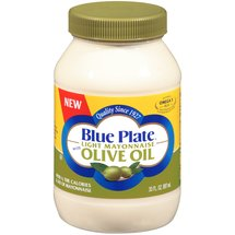 Blue Plate Light Mayonnaise with Olive Oil