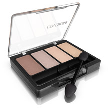 CoverGirl Eye Enhancers 4-Kit Eye Shadow Sheerly Nudes