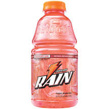 Gatorade Rain Thirst Quencher Strawberry Kiwi Sports Drink 32 Fl Oz