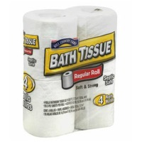Hill Country Fare White Bath Tissue