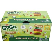 Materne Go Go Squeeze Applesauce Variety Pouches