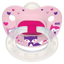 NUK Woodlands Orthodontic Pacifiers