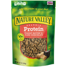 Nature Valley Protein Peanut Butter 'N Dark Chocolate Granola