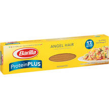 Barilla Plus Multigrain Angel Hair Pasta